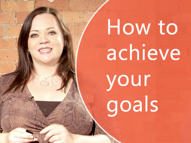 How To Achieve Your Goals (3 Easy Steps)