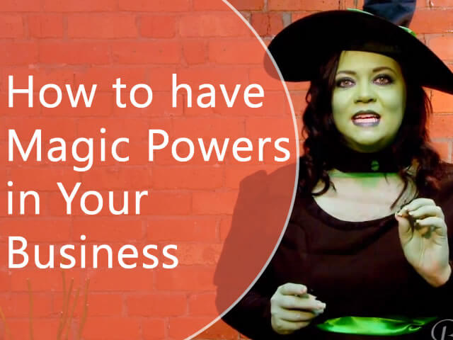 How To Have Magical Selling Powers in Your Business