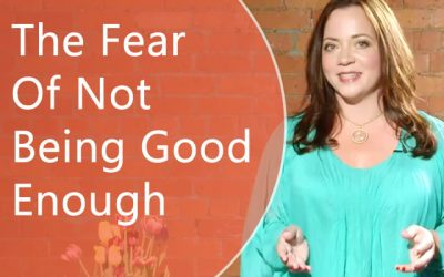 The Fear Of Failure – The Fear of Not Being Good Enough