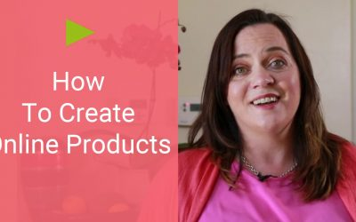 How to Create Online Products