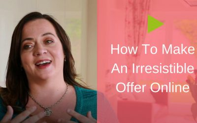 How to Make Irresistible Offers Online