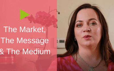 The Market, the Message and the Medium
