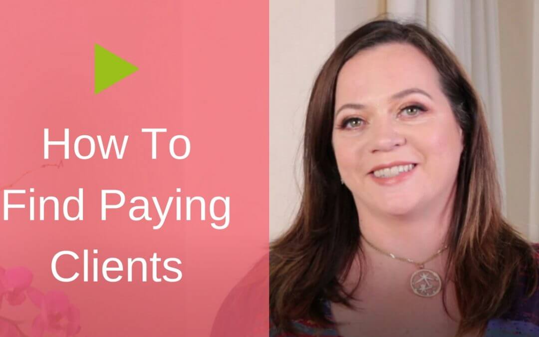 How to Find Paying Clients