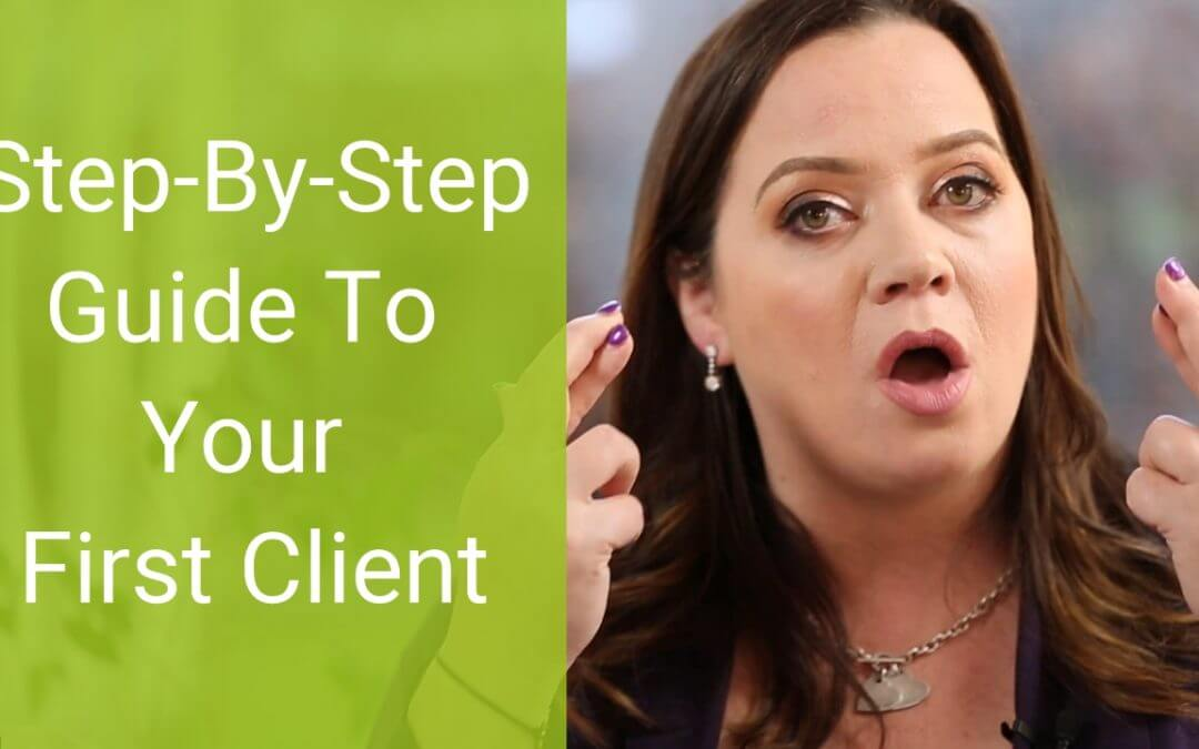 Money In The Bank  |  Step-By-Step Guide To Your First Paying Client